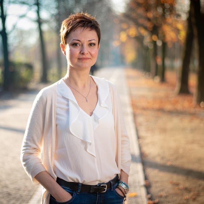 Chiara Lo Nardo, Consulente del Portare, Insegnante del Metodo Feldenkrais® e Insegnante di Massaggio Infantile